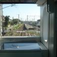 長崎本線の普通列車からの写真