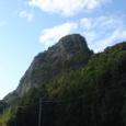 御船山(佐賀県武雄市)の一部