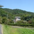 山と畑と家