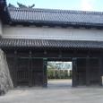 佐賀城鯱の門(佐賀県佐賀市)
