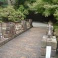 トンバイ橋(佐賀県伊万里市大川内山)